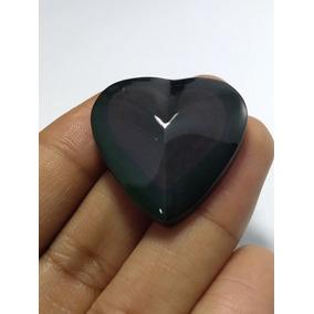 Cabochão De Obsidiana Arco-iris 42,0 Cts J549