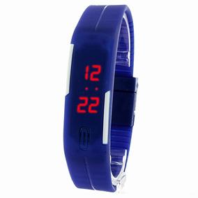 0dfb1cc43969 Reloj Touch Silicon Led Resistente Al Agua - Joyas y Relojes en ...