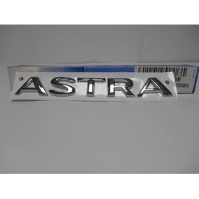 Emblema Da Tampa Traseira Astra 03/2011 Original Gm 93395088