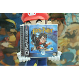 Harry Potter And The Sorcerers Stone Ps1 Piedra Filosofal