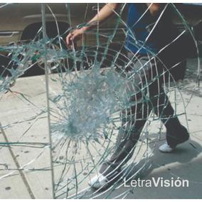 Film De Seguridad P Vidrios Y Ventanas 4m X 1,52m