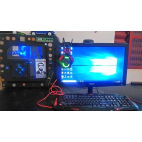 Kit Gamer I5 4570 + Gtx 1060 6gb + Monitor E Periféricos
