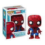 Funko Pop Spider-man 03 - Marvel Universe