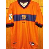 0a270fdc59 Camisa Barcelona Rivaldo - Camisa Barcelona Masculina no Mercado ...
