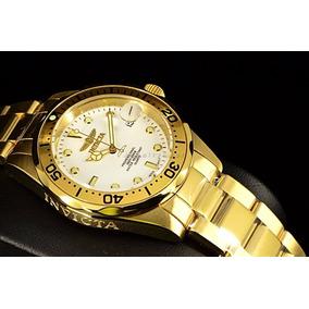 Invicta Hombre 8938 Pro Diver Reloj 18k Oro Acero Inoxidable