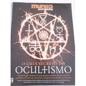 Revista Mundo Estranho Edição Especial Guia Do Ocultismo