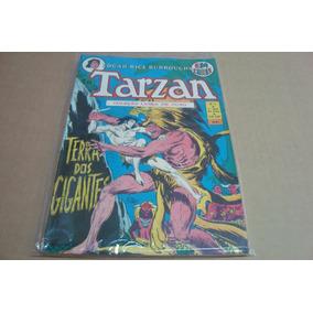 Qgs Ebal / Tarzan Especial Em Cores 1 / Terra De Gigantes