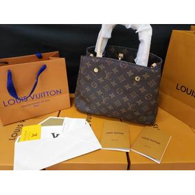1c472ba4d Hermosa Bolsa Louis Vuitton Lv Gucci Carolina Herrera - Equipaje y ...