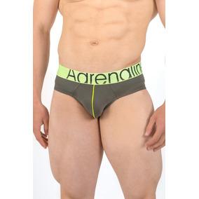 Bikini Adrenaline Forte Lickra Con Bies Neon Y Elastico Grue