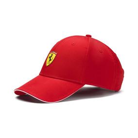Gorra Puma Scuderia Ferrari F1 Fanwear Curva Roja 8a255d86df2