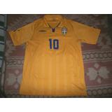 Camiseta Suecia Ibrahimovic - Fútbol en Mercado Libre Argentina 428564f73f64e