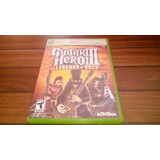 Guitar Hero Legends Of Rock Xbox 360