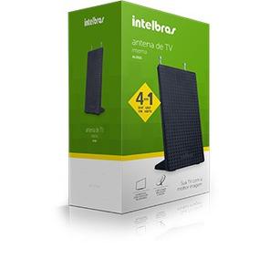 Antena Interna Digital Intelbras 4 Em 1 Al 2021 Promoção