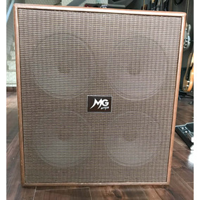 Caixa Gabinete Mg Music 4x10 Para Guitarra Top + Frete Gráts