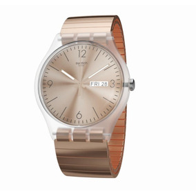 Reloj Swatch Rostfrei Rose Gold