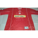 Camisa Futebol Do Náutico/2002 - Finta - Pernambuco.