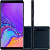 Celular Samsung Galaxy A9 128gb 6.3 6gb Ram Quad Câmer