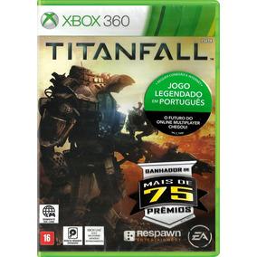 Titanfall Xbox 360 Jogo Original Mídia Física Em Português
