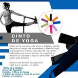 Cinto De Yoga | Sdmed