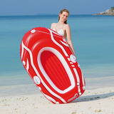 Bote Inflable - Rojo