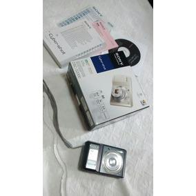 Maquina Fotografica Sony Cyber-shot Dsc-s2000