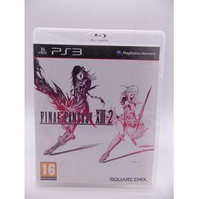 Final Fantasy Xiii-2 Play Station 3 Original Mídia Física