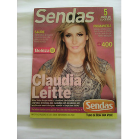Revista Sendas N°63 Com Claúdia Leitte