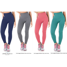 5edb14063 Legging Modeladora - Leggings Femininas Azul escuro no Mercado Livre ...