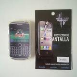 Forro Acrigel + Anti-rayas Blackberry 9700 Bold 2 (combo)