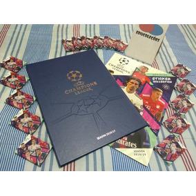 Álbum Champions League 2018/2019 Completo + Capa Dura