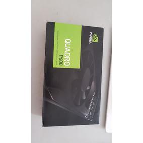 Placa De Vídeo - Nvidia Quadro P600 (2gb / Pci-e)