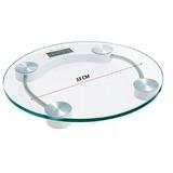 Balanca Digital Banheiro 180 Kg Vidro Temperado - Iso 9001