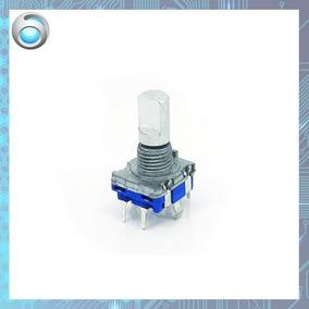Encoder Rotacional Com Chave Potenciômetro Arduino Pic