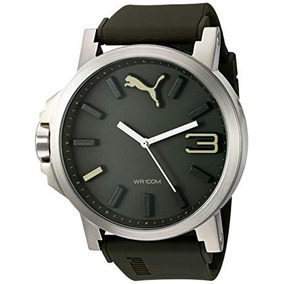 04ee4695f54 Relógio Puma Mens Pu103201004 Move Silicone Analog Watch - Relógios ...