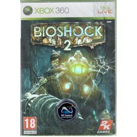 Bioshock 2 Xbox 360 Mídia Física Lacrado