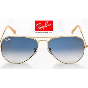 1ac0aaf9705a5 3026 Lente Azul Degrade De Cristal Polarizada Ray Ban 3025 - Óculos ...
