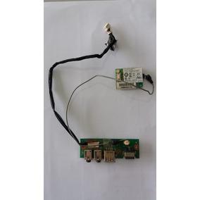 Placa Audio / Som / Usb / Modem - Note Posi V 126 Frete Grát