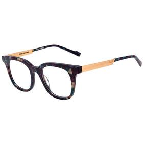 3318b1598aea6 Evoke Volt 05 - Óculos De Grau G23 Roxo Mesclado Brilho Lent