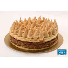 Torta Mantecol Porto Vanila De 10 A 12 Porciones (759)
