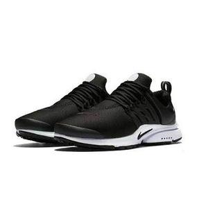 sale retailer c217e 0b38f Tenis Hombre Nike Air Presto Essential Casual Gym Originales