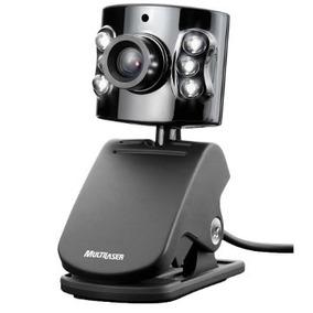 Nova Webcam Multilaser 1.3mb Video