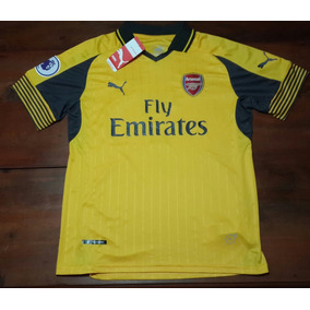 Camiseta Arsenal 2016 - Camiseta del Arsenal para Adultos en Mercado ... deabf7d16e507