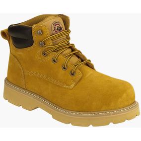 Zapato Trabajo Hombre Brahma Bravo Steel Toe 6 Work Boot