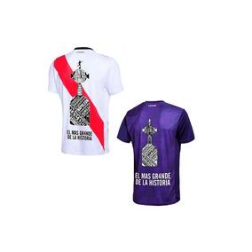 Camiseta River Titular / Suplente Campeon Libertadores 2018