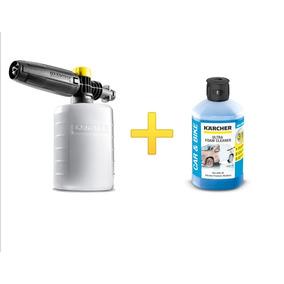 Kit Boquilla Espumante Fj6 Karcher + Detergente Ultra Foam