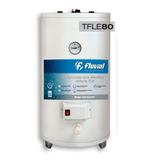Termotanque Electrico Fluvial Tfle 80 Lts Colgar Apoyar Tcp