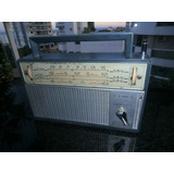 Radio Antigo Modelo Semp Tr500-assista Video