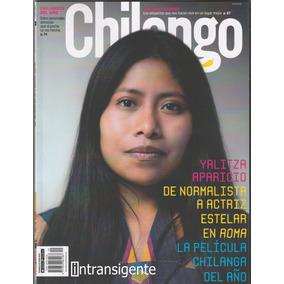 Revista Chilango - Yalitza Aparicio (película Roma Cuaron) d2c493d4a5b