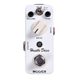 Pedal Mooer Hustle Drive Distortion Mhdd - Loja Autorizada