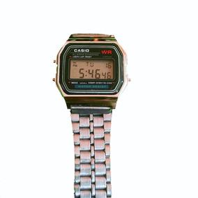4a169700c46 Relogio Casio Unissex Prata - Relógios no Mercado Livre Brasil